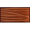 Beadalon .018/7 Wire 30ft Satin Copper